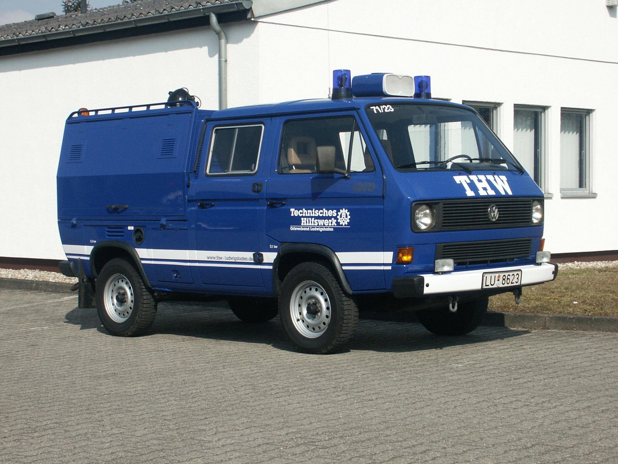 MTW VW T3 Syncro